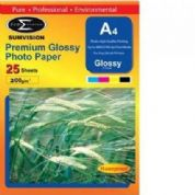 Sumvision A4 200gm Glossy Photo Paper Premium 25 Sheets